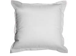 small flange throw pillow