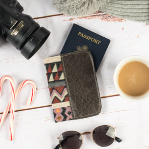 Tribal Passport Case