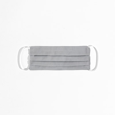 Toddler Cotton Face Mask - fog