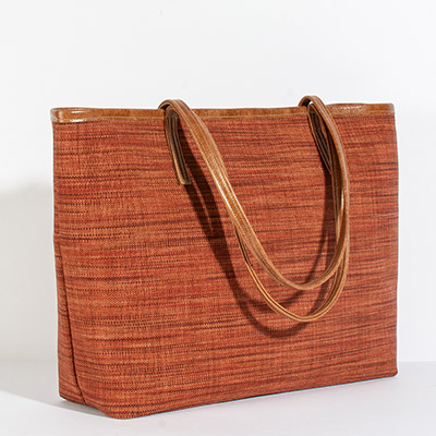 Ravenna Bag - bonfire lines