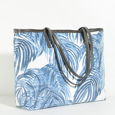Ravenna Bag - laminated bora villa