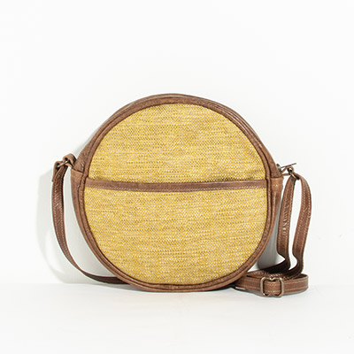 Monaco Circle Bag - mary gold