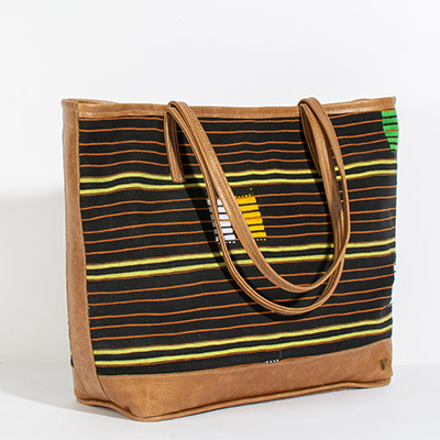 Vienna Tote - electric tribal