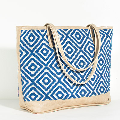 Vienna Tote - royal diamond