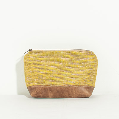 Palma Cosmo Bag - mary gold