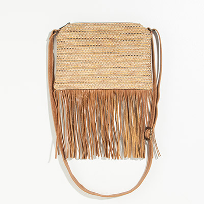 Florence Crossbody Clutch - navajo neutral