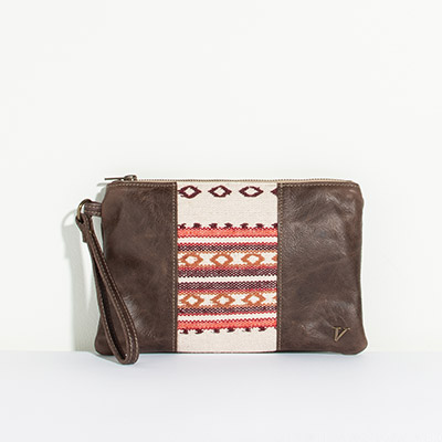 Newport Clutch - western tribal