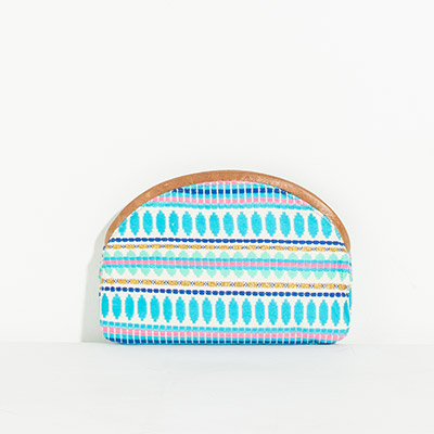 Cabo Clutch - abstract carnival
