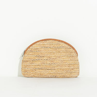 Cabo Clutch - navajo neutral