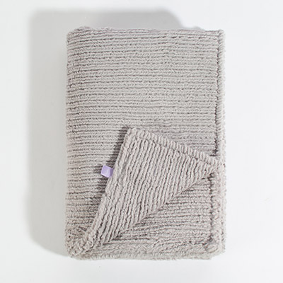 Dreamy Baby Blanket - mystic grey