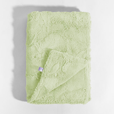Dreamy Baby Blanket - crushed thyme