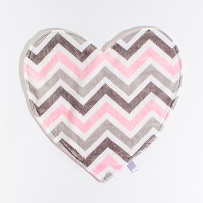 Special Edition Lil Dreamy Lovie - blush/blush chevron