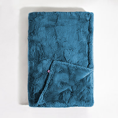 Dreamy Kids Blanket - crushed poseidon