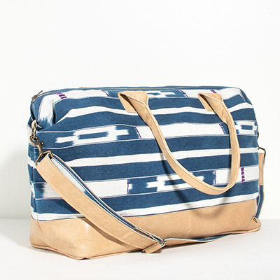 Tuscany Weekender - pacific tribal