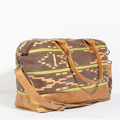 Tuscany Weekender - sunglow tribal