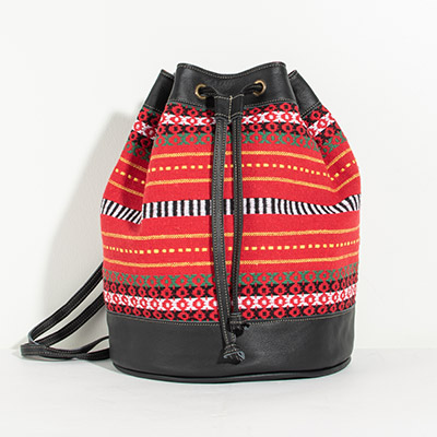 Bristol Backpack - cherry boho