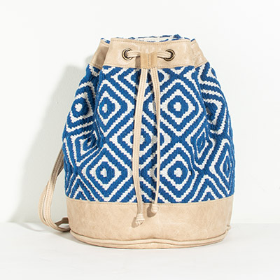 Bristol Backpack - royal diamond