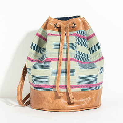 Bristol Backpack - tahini tribal