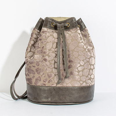 Bristol Backpack - velvet leopard