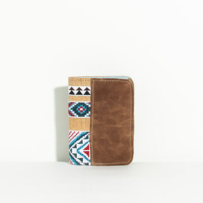 Grenada Passport Case - american tribal