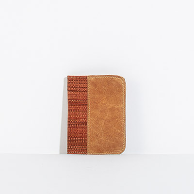 Grenada Passport Case - bonfire lines
