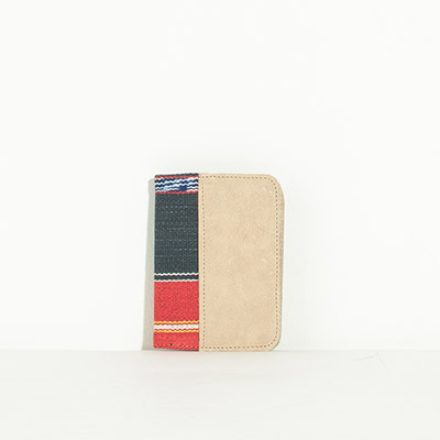 Grenada Passport Case - freedom stripes