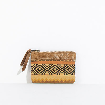 Corsica Coin Pouch - rodeo drive